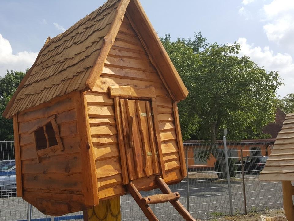 Hexenhaus Kinderspielhaus