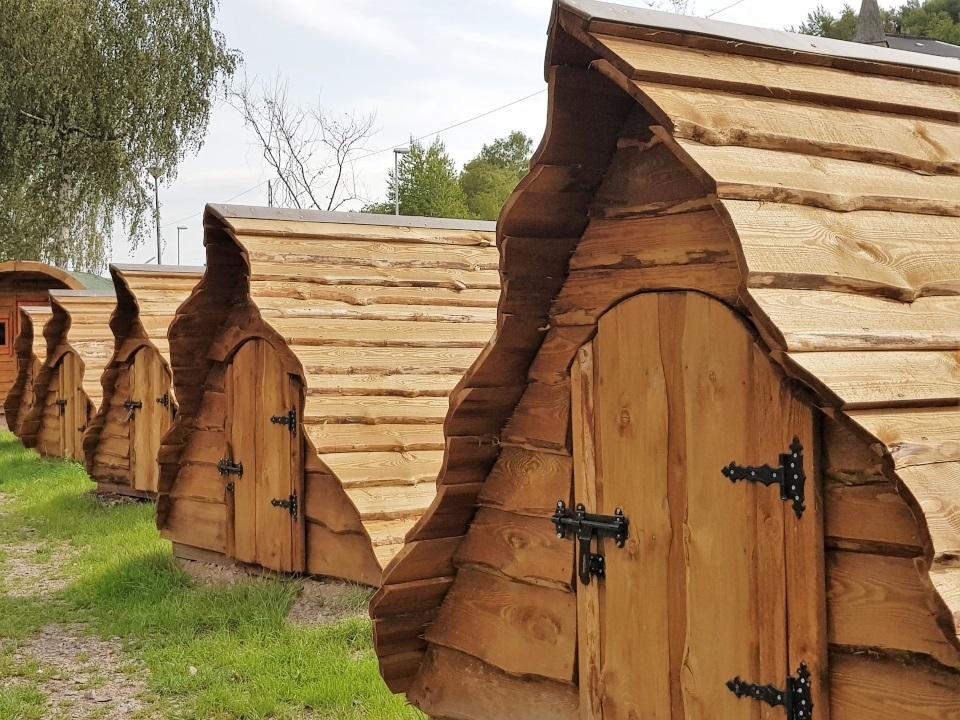 Märchenhütte Glamping-Zelt