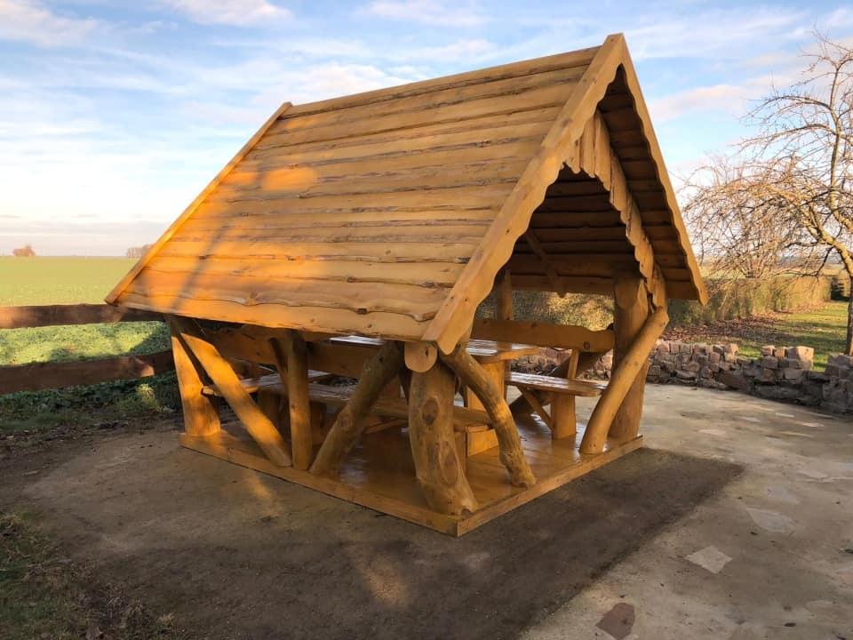 Gartenhütte 3x3