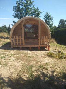 Ferienhaus Hütte