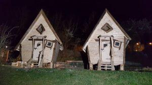 Ferienhütte Hexenhaus