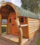 Wochenendhaus aus Holz kaufen