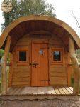 Wochenendhaus aus Holz errichten