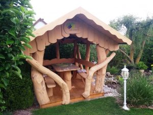 Pavillon TimberTeam