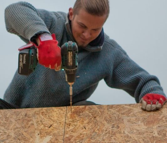 Gartensauna Blockhaus selber bauen Fotostrecke 85